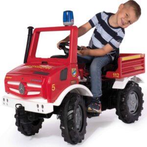 Rolly Unimog Fire Engine